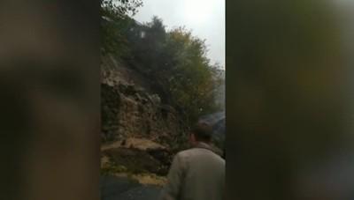 Nuova frana a Vilminore in Val di Scalve