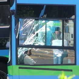 Tragedia di Gazzaniga, al vaglio i video Venerdì l'autista sarà interrogato