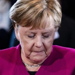Berlino a destra E la Merkel paga