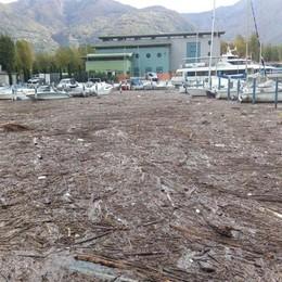 Maltempo, si contano i danni sul lago Decine di barche danneggiate - Video