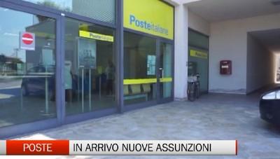 Poste Italiane: scattano nuove assunzioni. In 50 arrivano nella bergamasca