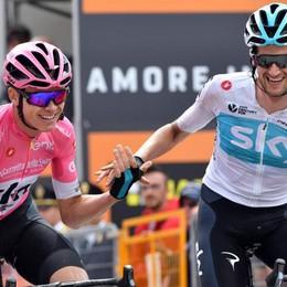 Giro d'Italia, da Lovere la tappa più dura con Presolana, Gavia e Mortirolo