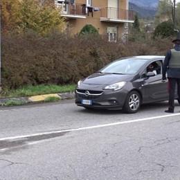 Investono due carabinieri dopo la rapina Poi tornano indietro per urtarli di nuovo