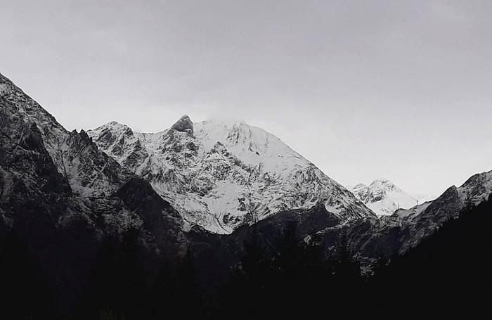 Neve sul Curò