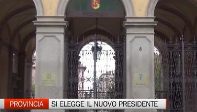 Provincia - Si elegge il nuovo presidente