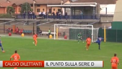 Serie D, i gol della settima giornata