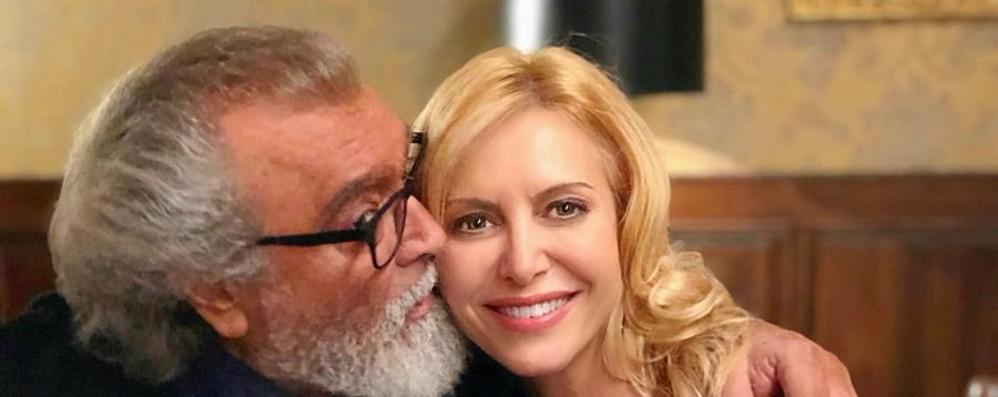 Dalle telepromozioni al grande schermo Gisella Donadoni  con Abatantuono