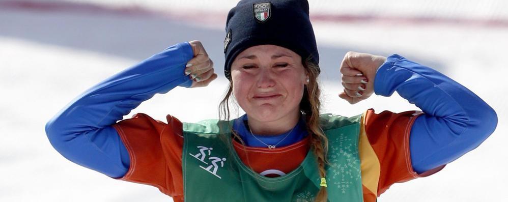 Moioli, operazione riuscita perfettamente Presto di nuovo sullo snowboard