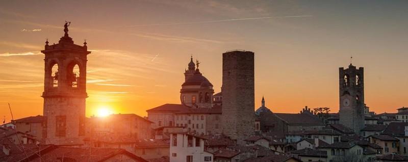 Bergamo la più conveniente in <b>Italia</b> È la città consigliata da Booking
