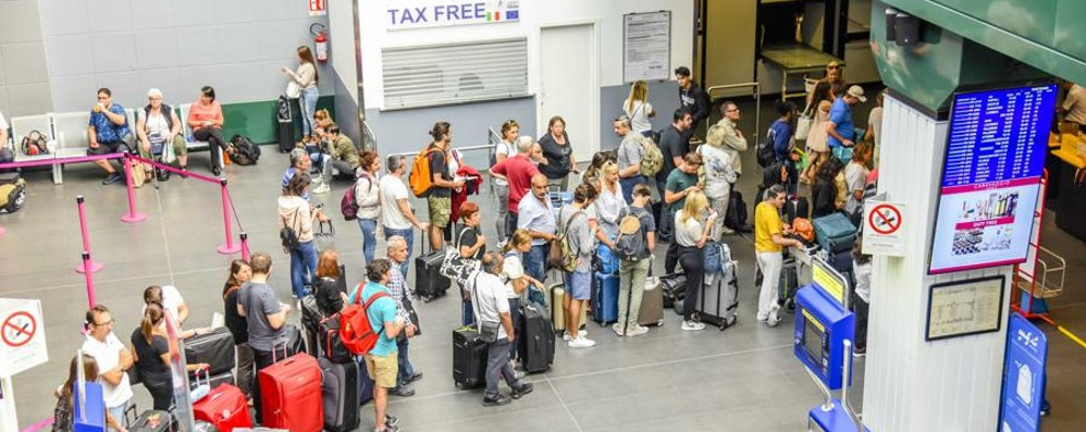 Fermati ladri «seriali» negli aeroporti Furti anche allo scalo di Orio al Serio
