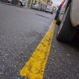 Multe sulle strisce gialle +22% Residenti sul piede di guerra con i turisti
