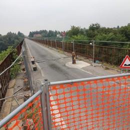 Ponte Calusco, affondano le alternative Rfi, lavori entro fine anno