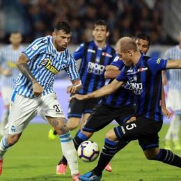 Atalanta, in difesa torna Masiello Zapata in campo contro la sua Samp