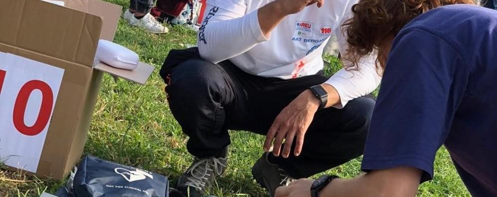 Oltre 500 studenti «salva vita» pronti a usare il defibrillatore