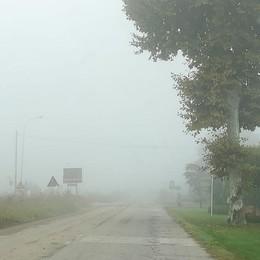 La prima nebbia nella Bassa - Foto Nuove piogge a metà settimana