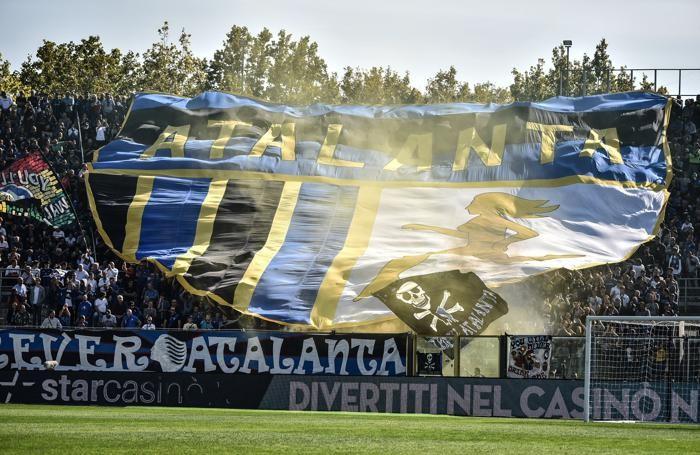 07 Ottobre 2018 SERIE A Atalanta-Sampdoria Nella foto: curva sud
