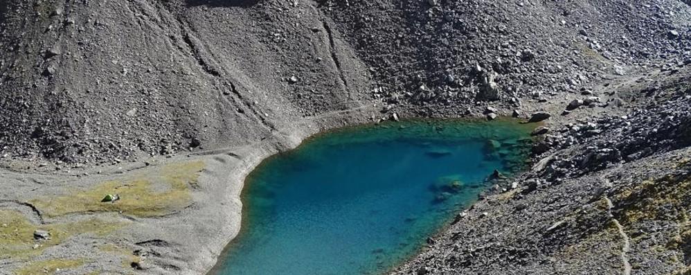 Allarme pioggia: ottobre senza acqua A secco pure i laghi delle Orobie