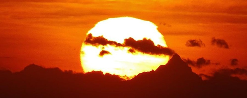 Previsioni meteo, altro che autunno: 25° Da giovedì calo termico in Bergamasca
