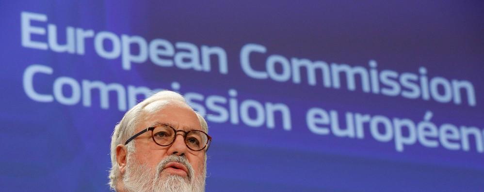 Clima: commissari Ue, a novembre strategia per nuova economia