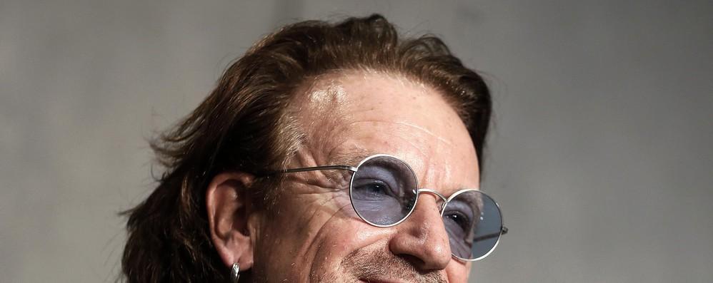 Bono Vox degli U2 mercoledì a Bruxelles al Pe, vedrà Tajani