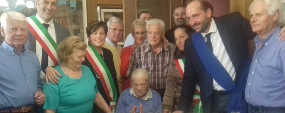 Maria, la nonna di tutti i bergamaschi Invia i tuoi auguri per i suoi 110 anni