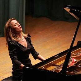 Vavic, la pianista serba giovedì 8 in Sala Greppi