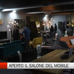 Fiera, inaugurato il Salone del Mobile
