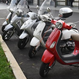 Vendeva on line moto rubate Denunciato 24enne di Sarnico