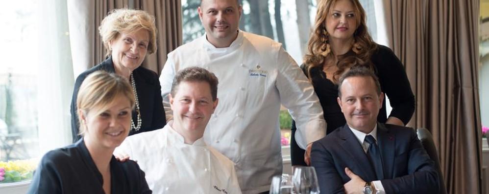 Cerea si conferma «Paperone» degli chef «Da Vittorio» batte Cracco e Cannavacciuolo