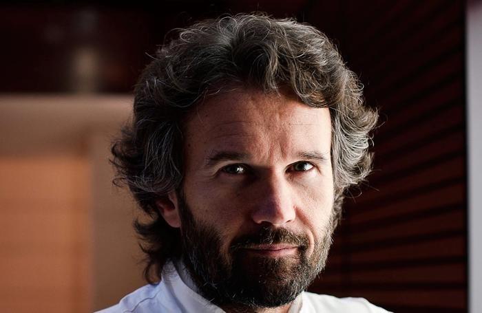 Lo chef Carlo Cracco