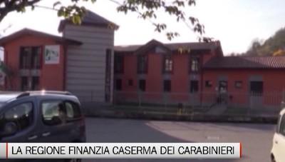 Clusone, Regione Lombardia cofinanzia la Caserma dei Carabinieri