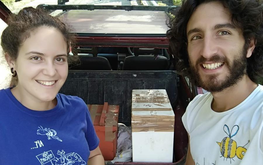 «Insegniamo su boschi, api, castagne» Su L'Eco l'inserto sulla Val Brembana