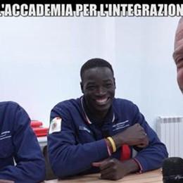 Le Iene a Bergamo alla scoperta dell'accademia dell'integrazione
