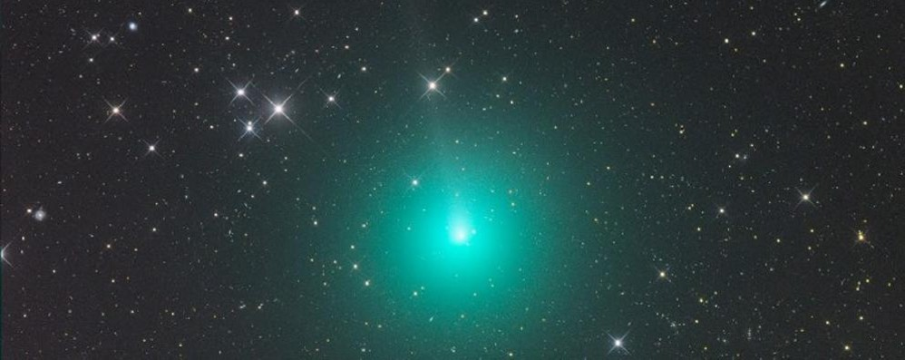 Arriva la «cometa di Natale» Spettacolo dei cieli a metà dicembre