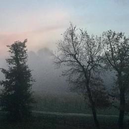 La magia della nebbia