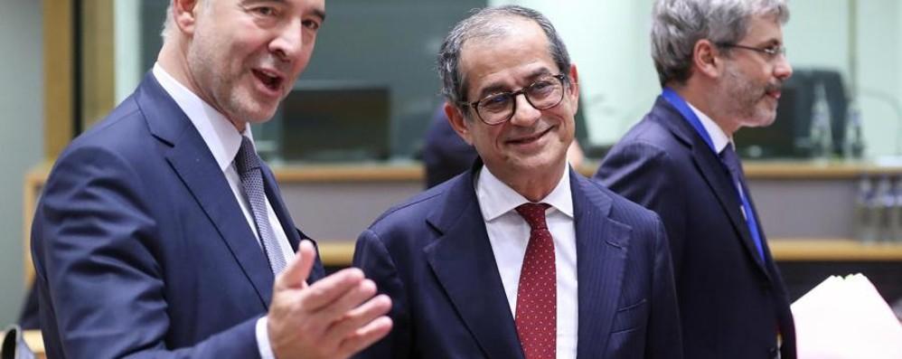 L'Italia in frenata alla sfida di Bruxelles