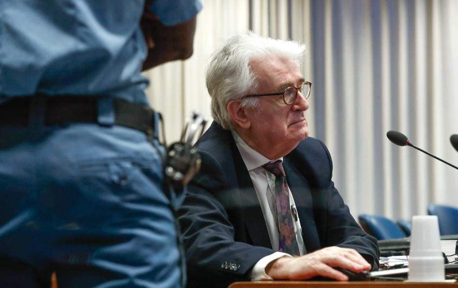 Pensione a Karadzic Offesa alle vittime