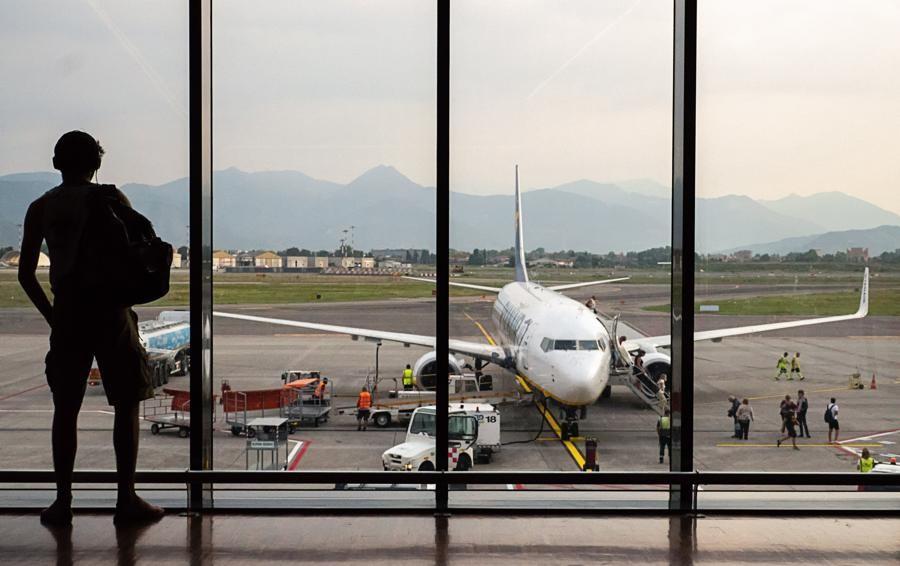 Traffico aereo, Orio cresce ancora I dati Enav segnano un +4,7%