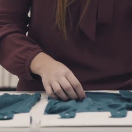 «I giovani sono il futuro del tessile» Un video che racconta questo lavoro