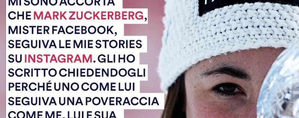 Auguri a Sofia Goggia: sono 26! E lei ricorda l'invito di Zuckerberg