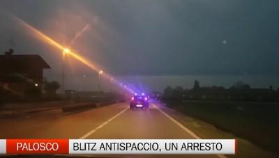 Palosco, nuovo blitz antispaccio