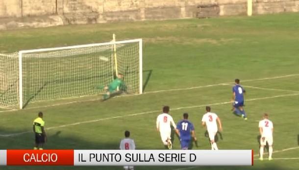 Serie D, risultati e gol del turno infrasettimanale