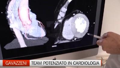 Un team potenziato alle Gavazzeni per trovare insieme le soluzioni ai problemi cardiologici