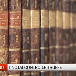 Bergamo - Anche i notai in campo contro le truffe