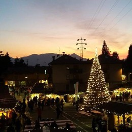 Da Bergamo a Castione della Presolana Nel weekend si respira già aria di Natale