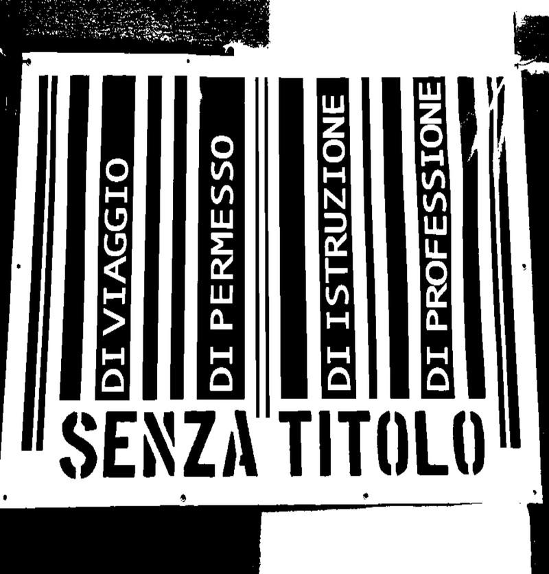 """INAUGURAZIONE MOSTRA FOTOGRAFICA """"SENZA TITOLO"""
