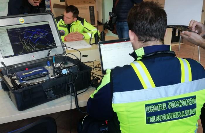 La task force per ritrovare Severo Carrara