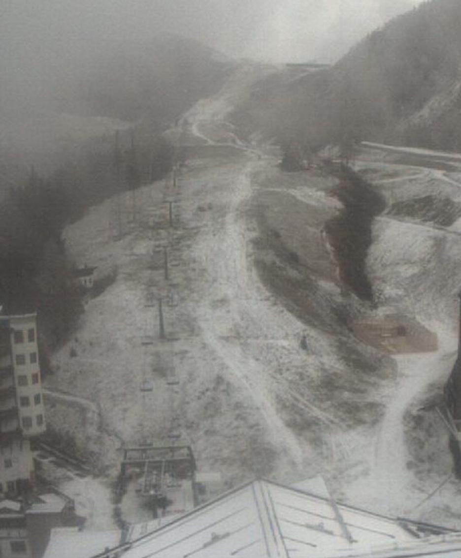 Nevicata a Foppolo