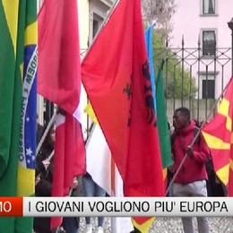 Bergamo -  400 studenti nutrono Giovani Idee