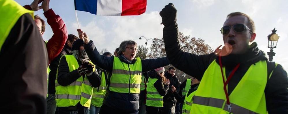 La Francia in piazza ma non è populismo